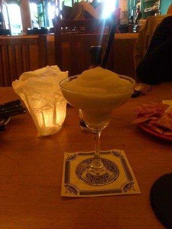 Santa Fe: Маргарита с толченым льдом