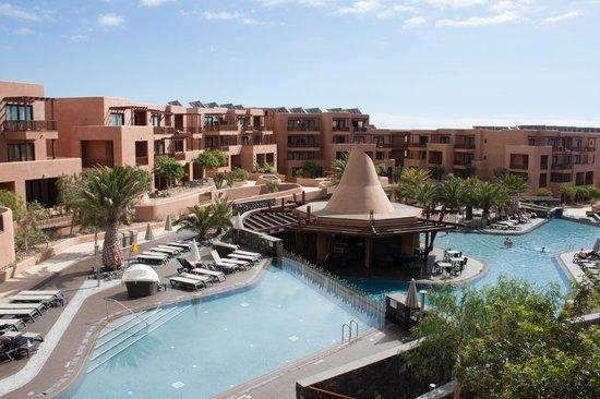 Sandos San Blas Nature Resort & Golf : Le site