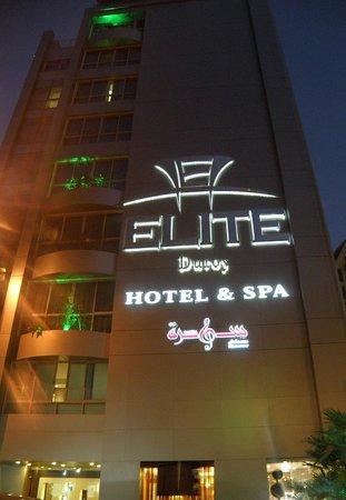 Elite Duroy Hotel & Spa : Side view