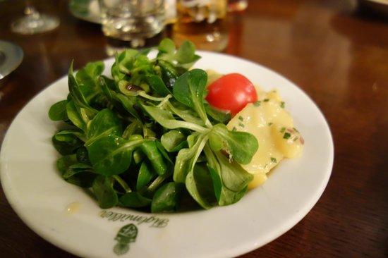 Figlmuller : картофельный салат