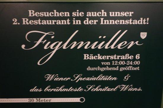 Figlmuller : при выходе