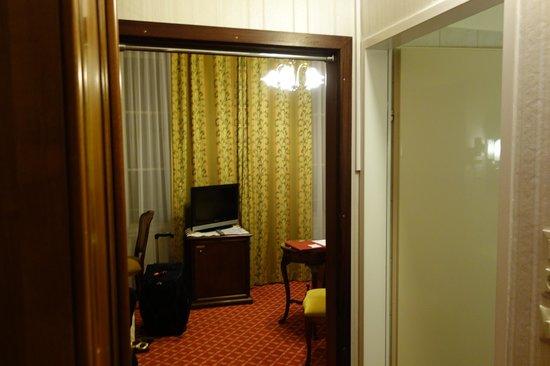 Hotel Austria : номер