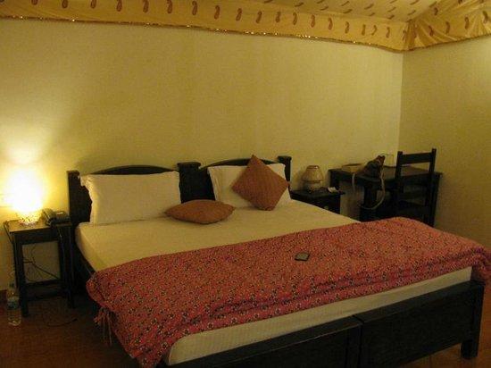 Infinity Resort Rann of Kutch : room internal view 1