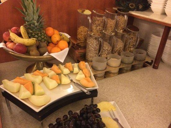 Hotel Austria : завтрак