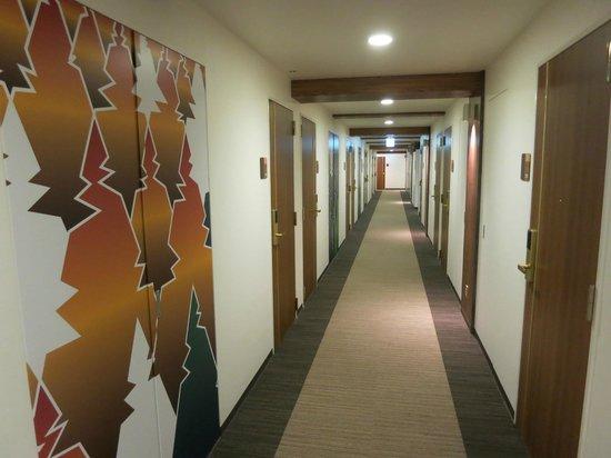 Dormy Inn PREMIUM Sapporo : pathway