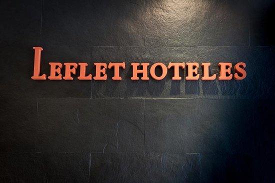 Leflet Valme: Leflet Hoteles