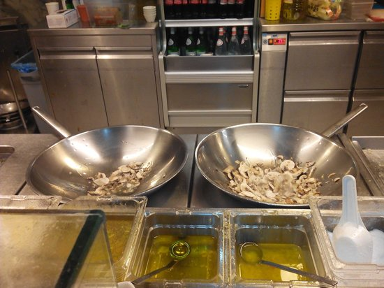 vapiano: Cooking alive!