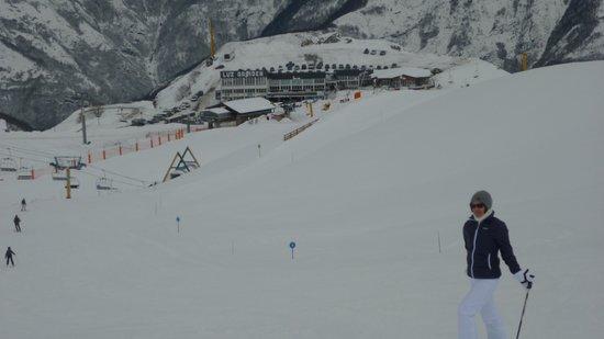 Station de Ski Luz Ardiden