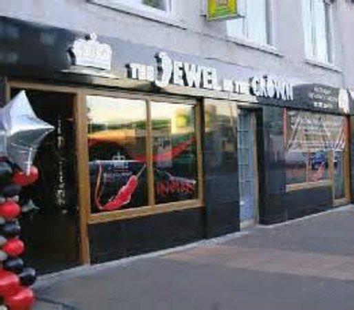 The Jewel In The Crown: Jewel in the Crown