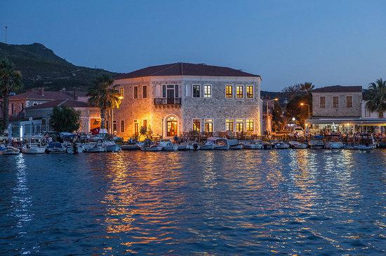 Yenifoca, Турция: MAIN BUILDING