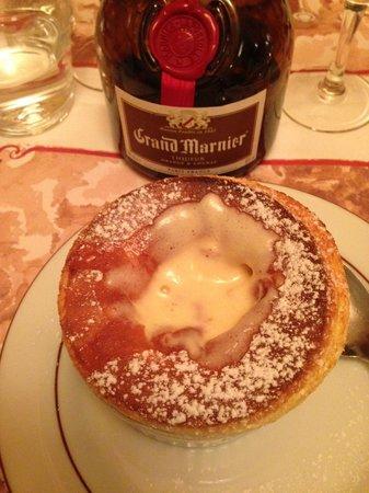 La Cuisine de Philippe : Σουφλέ Grand Marnier