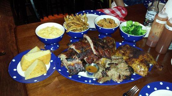 Smoke House BBQ: The Feast