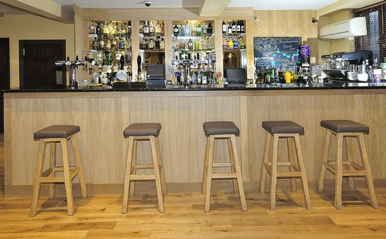 The Crown Hotel: New bar