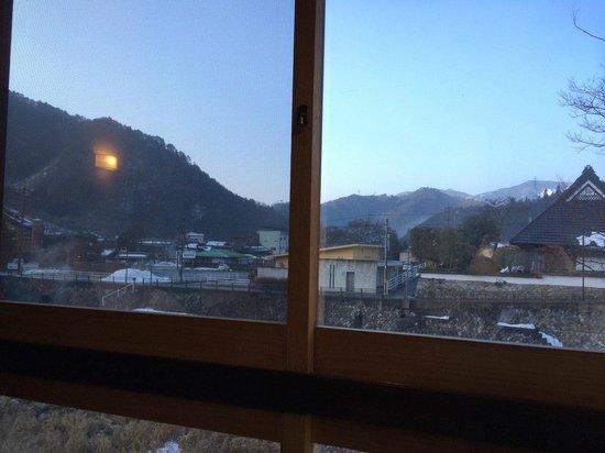 Okutsuso : 部屋からの眺め