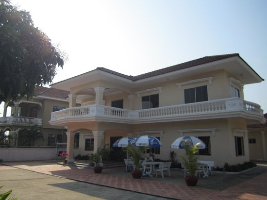 Clearwater Guest House: Hotel