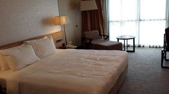 Grand Mercure Singapore Roxy: Comfortable room