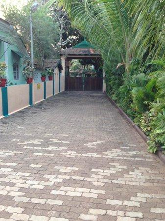 Casa Severina : Hotel Entrance