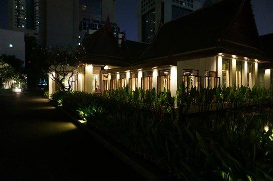 The Sukhothai Bangkok: Jardins