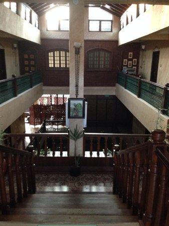 Casa Severina : Hotel Lobby
