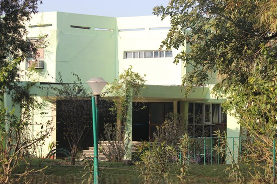 Hotel Bharatpur Ashok (Forest Lodge): From the outside