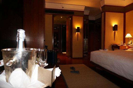 The Sukhothai Bangkok : chambre double Supérieure
