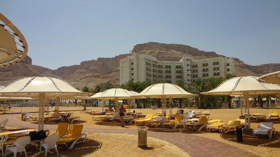 Lot Spa Hotel: Вид на Lot Hotel