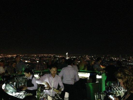 Sky Bar, Bangkok: What a bar