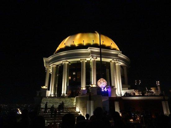 Sky Bar, Bangkok: Dome