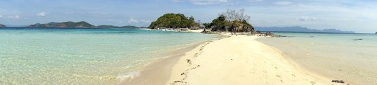 Bulog Island: Great views