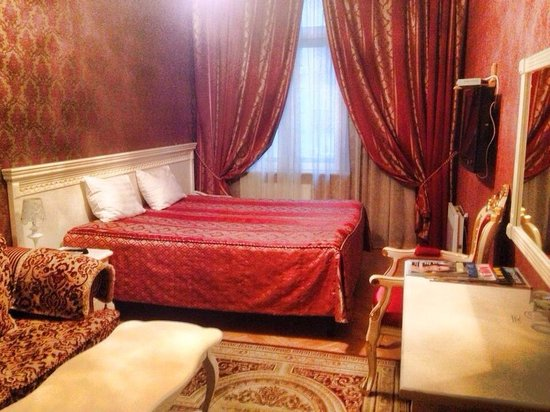 Royal Hotel de Paris: Amazing interior