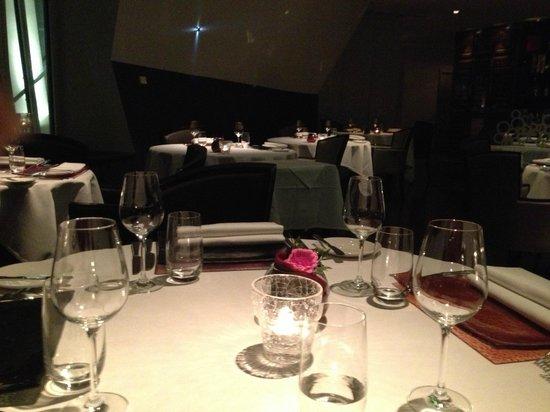 Celeste Restaurant : 店の雰囲気はこんな感じ
