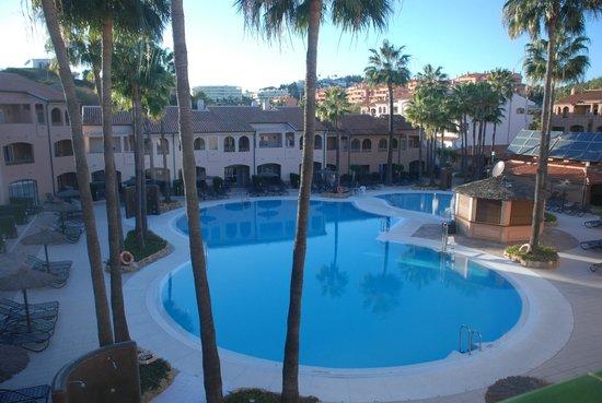 Los Amigos Beach Club: swimming pool