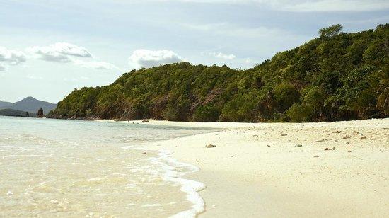 Malcapuya Island: WoW