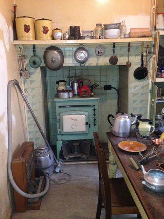 The Tench (Penitentiary Chapel Historic Site) : Old kitchen