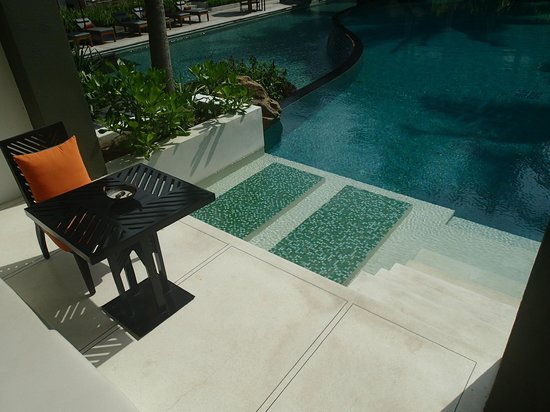 Mai Samui Resort & Spa : Pool Access Room - Deeper Water Pool