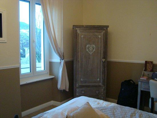Hotel Des Bains : Penderie