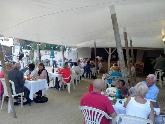 L'Hippocampe chez amy : soirée barbecue party