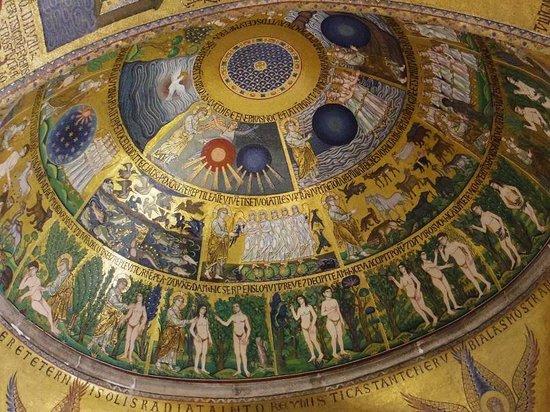 Basílica de San Marcos: le parais perdu