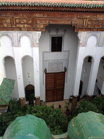 Riad Laaroussa Hotel and Spa: riad laaroussa