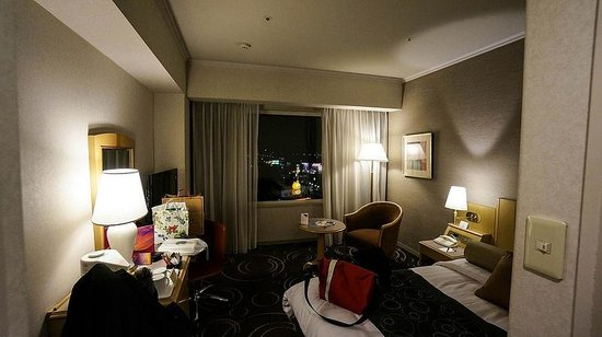 ANA  Crowne Plaza Hotel Chitose : Room
