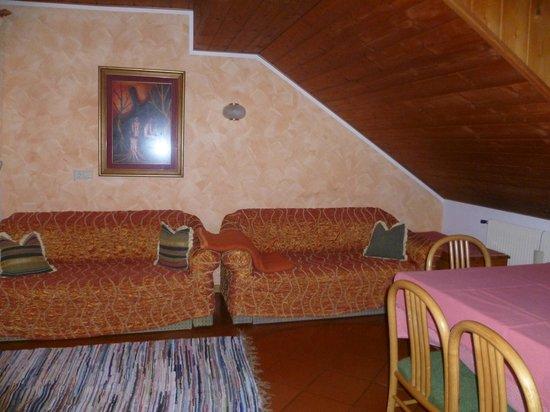 Residence Obermoarhof: La sala