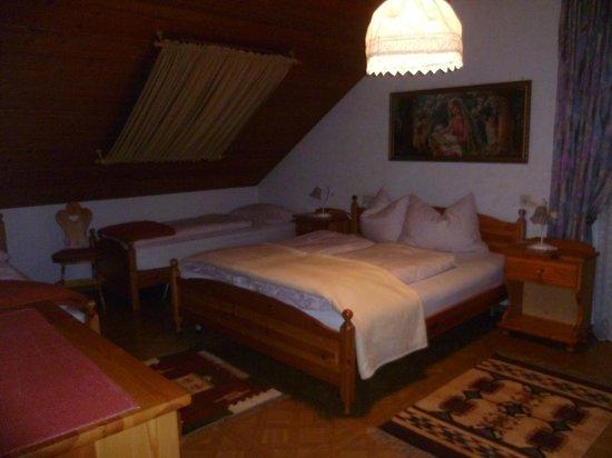 Residence Obermoarhof: La tripla