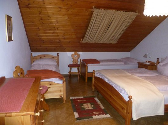 Residence Obermoarhof: La stanza tripla