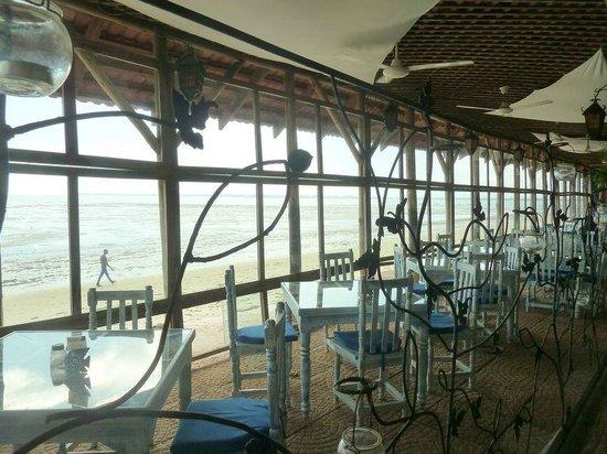 Mediterraneo Hotel & Restaurant: sala pranzo
