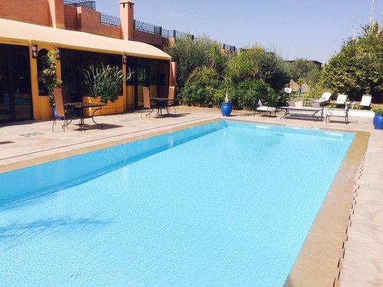 Palais Jena & Spa : La piscine