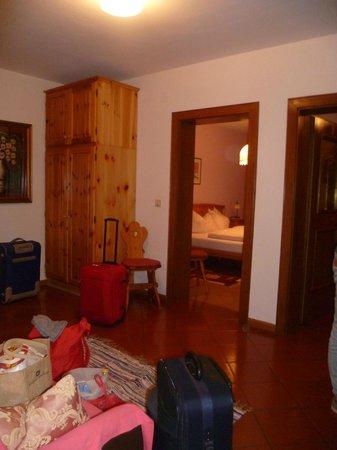Residence Obermoarhof: Il disimpegno