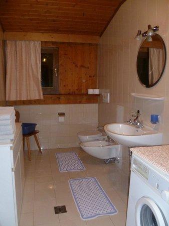 Residence Obermoarhof: Il bagno