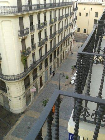 Casual Valencia del Cine: Dal balconcino