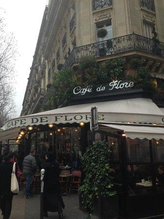 Café de Flore : Cafe de Flore