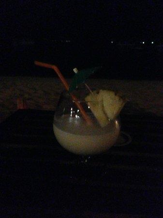 Coco Tam's : Pina Colada under the stars
